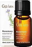 Ätherisches Rosmarinöl - Ein beruhigender Komfort für gesünderes, kräftigeres Haar (10 ml) - 100% reines Rosmarinöl von therapeutischer Qualität