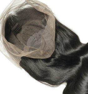 Bei Wigs spricht man auch von Perücken aus Echthaar.
